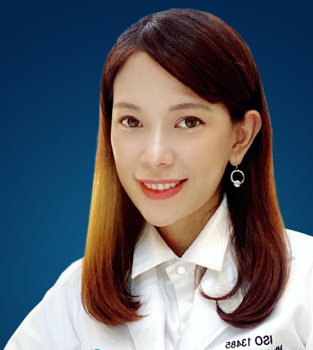 Dr. Claris Chook